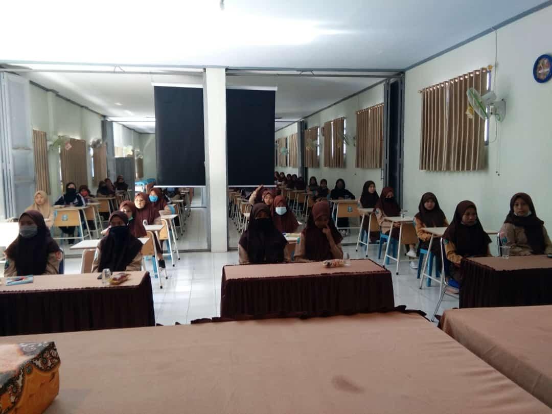 Workshop Pelatihan Budaya Kerja Hari ke-5